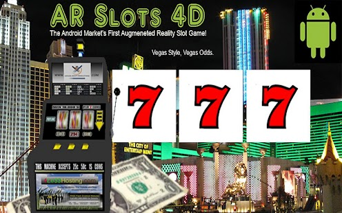 4D Vegas Style AR Slot Machine - screenshot thumbnail