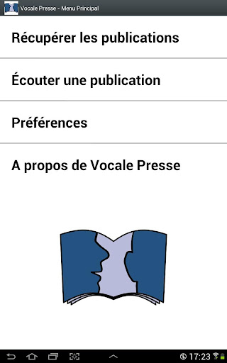 【免費新聞App】Vocale Presse-APP點子