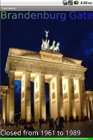 Famous City Landmarks 1 FREE- screenshot