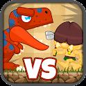 FREE Caveman Dino Tower Defend icon