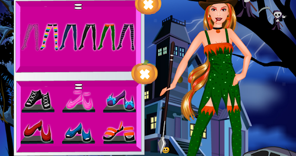 Halloween monster dressup - Android Apps on Google Play