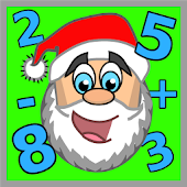 Christmas Math Coloring Book