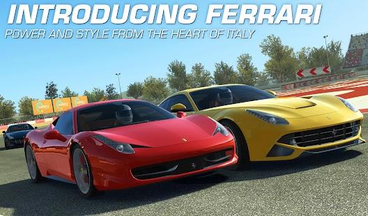 بازی مسابقات واقعی ۳  Real Racing 3 v1.4.0