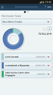 Mobile Banking UniCredit - screenshot thumbnail