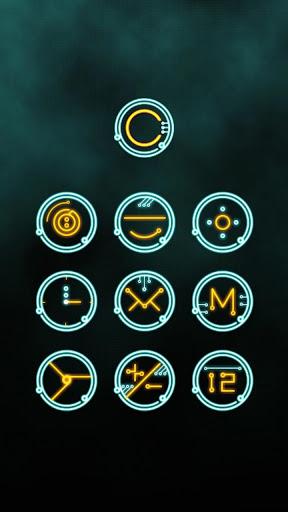 Circuit Hola Launcher Theme