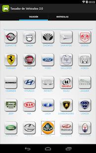 Tasador de Vehículos - screenshot thumbnail