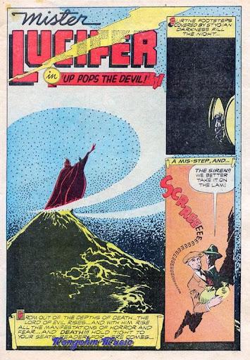 Spook Comics 1 Baily Public
