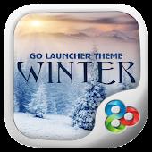 Winter GO Launcher Theme