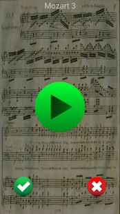 Klasická hudba vyzvánění - náhled
