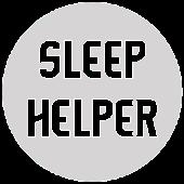 수면 도우미(Sleep Helper)