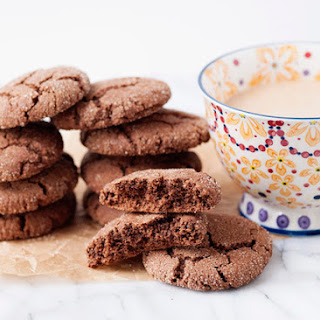 Chocolate Snickerdoodles.