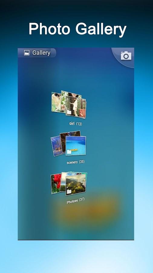 Photo Gallery - screenshot