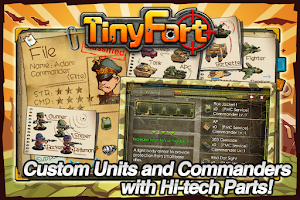 Screenshot of Tiny Fort