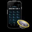 Auto Phone Speaker icon