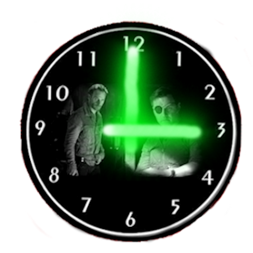 The Walking Dead Clock LOGO-APP點子