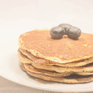 Lemon Ricotta Corncakes/Pancakes and a Gluten-Free Mother'S Day Brunch Menu Recipe