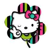 Simple Kitty Go Launcher Theme