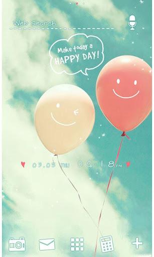 ★免費換裝★可愛的氣球