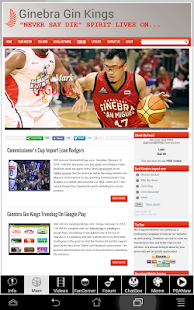 Ginebra Gin Kings- screenshot thumbnail