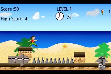 Super Runner Boy( Lite )- screenshot thumbnail