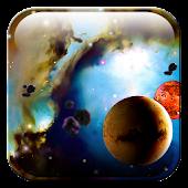 Planets Live Wallpaper HD