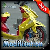 100 Änderung Motorräder