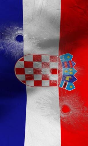 克羅地亞國旗 lwp