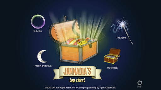 Jannadia's Toy Chest