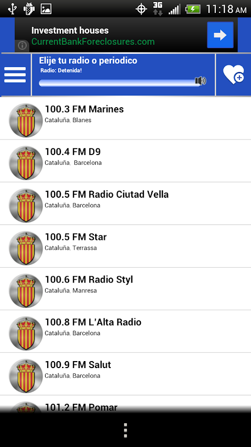 Catalonia Guide News and Radio- screenshot