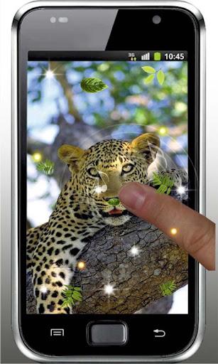 Jaguar Style live wallpaper