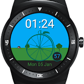 High Wheel for Android Wear