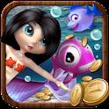 Gun Fishing Mermaid icon