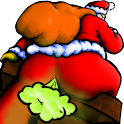 Santa Farts logo