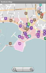 Bodrum Offline Guide and Map- screenshot thumbnail