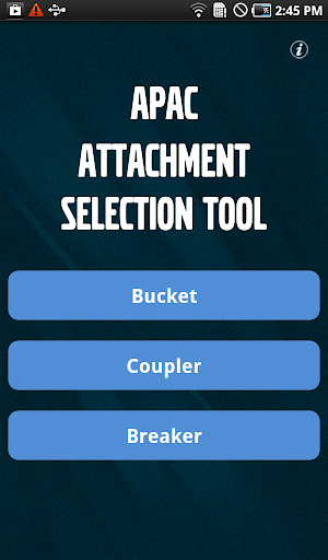 【免費商業App】APAC Attachment Selection Tool-APP點子