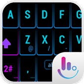 Neon Light Theme for TouchPal