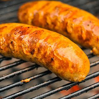 Buffalo Chicken Sausages.
