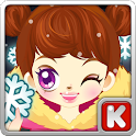 Judy's White Snow-Girls Game icon