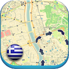 Greece Offline Map & Weather icon