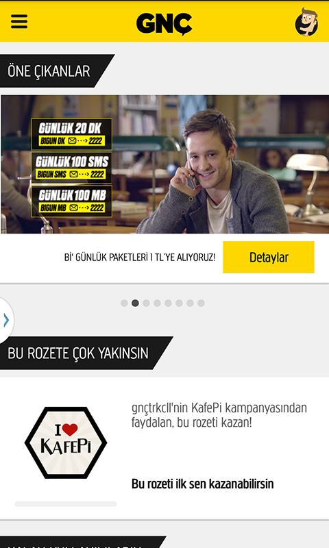 gnçtrkcll - screenshot