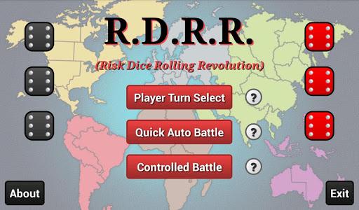 RDRR Risk Dice Rolling Rev.