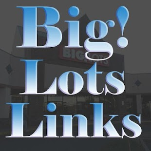 BigLots Links - screenshot thumbnail