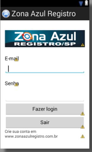 Zona Azul Registro