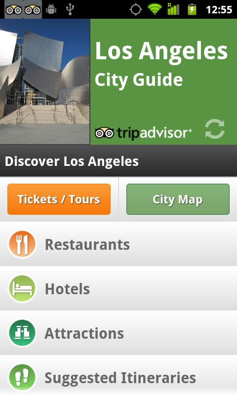 Los Angeles City Guide screenshot #1