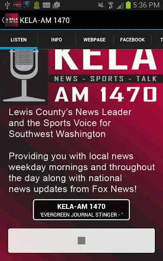 KELA-AM News Talk Sports