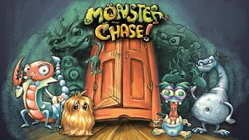 Screenshot of Monster Chase Lite