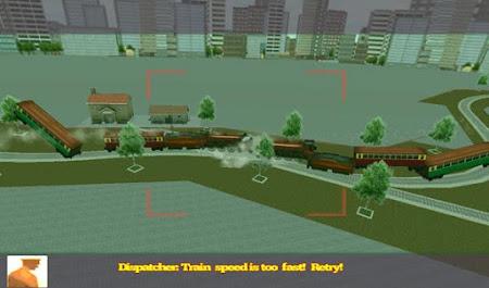 Modern Train Driver Simulator 1.0 screenshot 170524