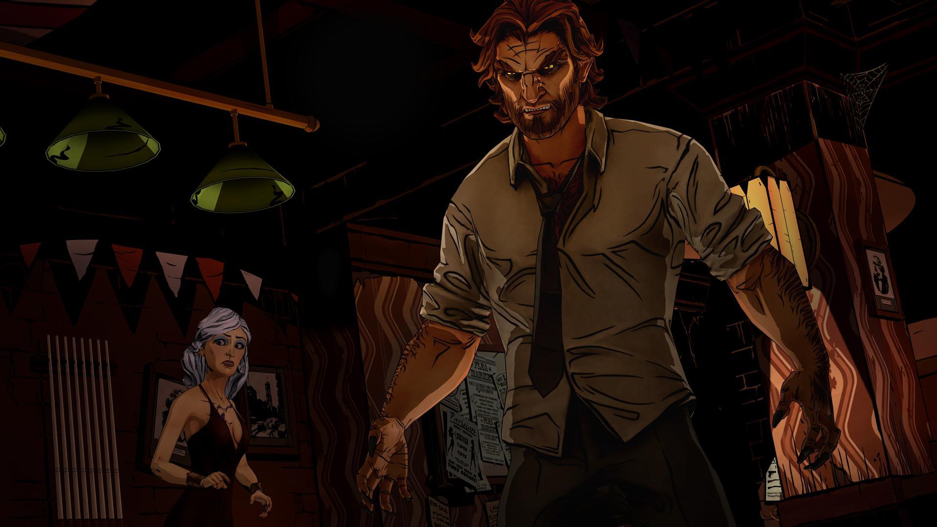 The Wolf Among Us screenshot #8