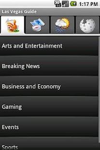 Las Vegas Guide - screenshot thumbnail