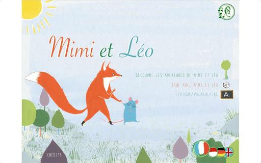 Mimi et Léo